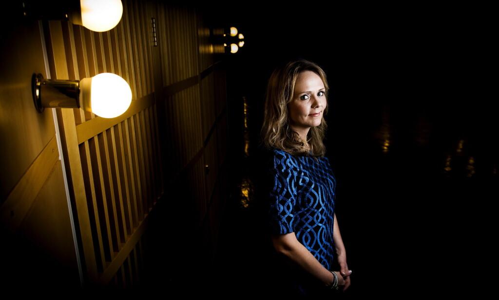 Linda Helleland er ferdig i WADA etter tre år. I sin nye bok tar hun et kraftig oppgjør med hvordan antidopingbyrået styres. Foto: John T.Pedersen/Dagbladet