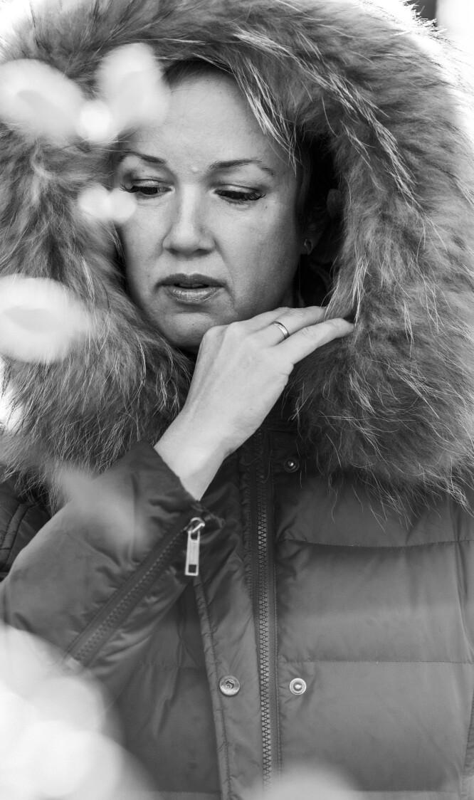 SÅRBAR: Man blir sårbar når man flytter til et sted hvor man ikke kjenner noen. FOTO: Astrid Waller