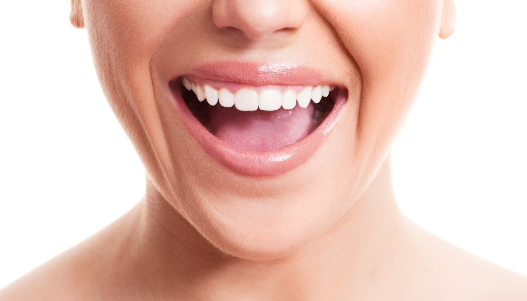 TUNGA: Fastleger ofte får spørsmål om forandringer på tunga kan skyldes sykdom, sier lege. FOTO: NTB Scanpix
