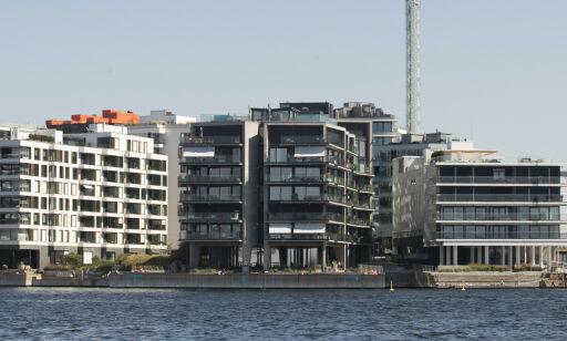image: Siv Jensen skroter boliglånsforslag