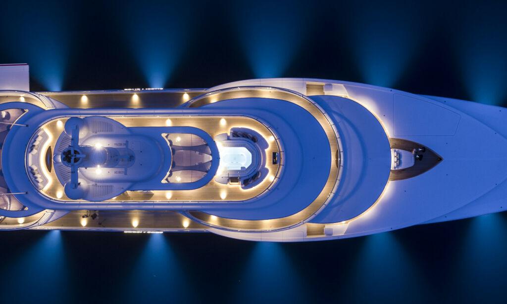 image: Slik er milliardærens nye luksusleketøy