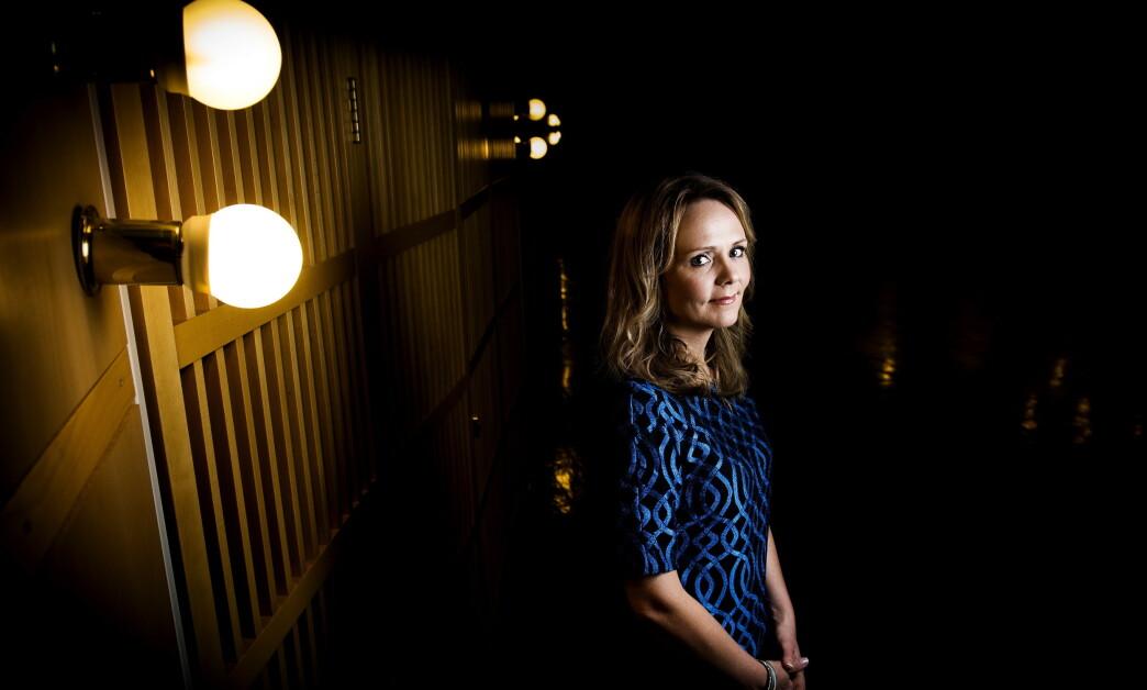 <strong>FERDIG:</strong> Linda Helleland er ferdig i WADA etter tre år. I sin nye bok tar hun et kraftig oppgjør med hvordan antidopingbyrået styres. Foto: John T.Pedersen/Dagbladet