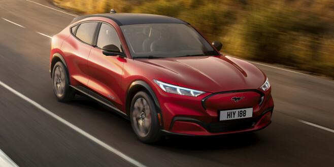 Her finner du ALT om nye Ford Mustang Mach-E