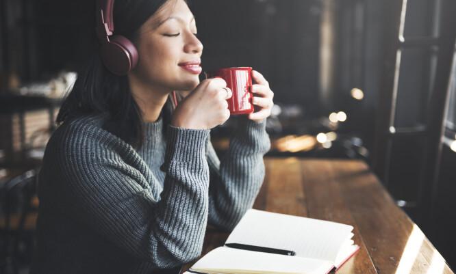 LYKKEFØLELSE: Riktig musikk kan starte produksjonen av lykkehormonet dopamin og kjærlighetshormonet oxytocin. FOTO: NTB Scanpix