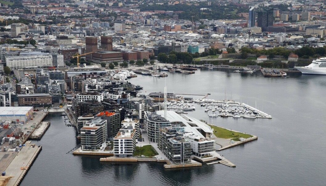 <strong>TYVER PÅ TJUVHOLMEN:</strong> To av Rolex-tyveriene fra klokkearmer skjedde på Tjuvholmen i forlengelsen av Aker Brygge, ifølge tiltalen i Oslo tingrett. Illustrasjonsfoto: NTB Scanpix.