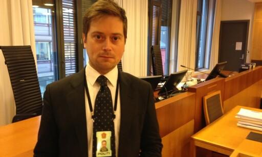 AKTOR I ROLEX-SAKEN: politiadvokat Erik T. Hansen. Foto: Øystein Andersen/Dagbladet.