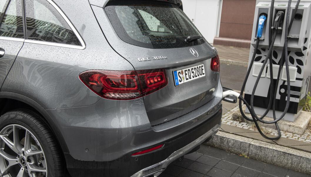 Mercedes-suksessen er tilbake