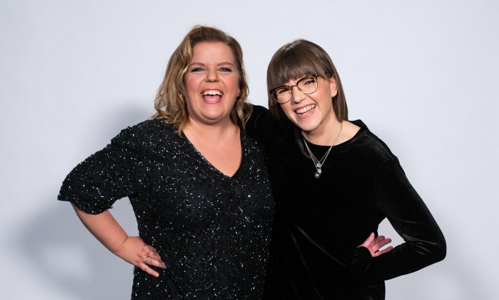 KJENT SØSTERDUO: Cecilie Kåss Furuseth og Else Kåss Furuseth har de siste årene blitt en svært kjent søsterduo. Nå avslører førstnevnte at hun har funnet kjærligheten. Foto: TV 2
