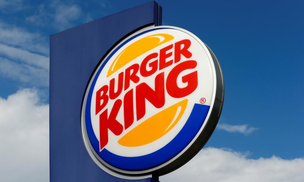 SAKSØKER: En vegansk kunde saksøker Burger King fordi den plantebaserte burgeren han kjøpte skal ha blitt stekt på samme grill som de andre burgerne. Foto: Arnd Wiegmann / Reuters / NTB Scanpix