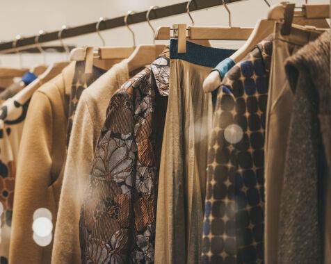 image: Tjen penger på de gamle klærne dine