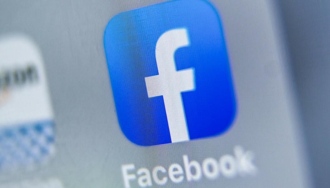 <strong>INGEN BRUKER:</strong> Facebook-profilen vil fortsette å leve selv om brukeren er død - dersom ingen gjør noe med det. Illustrasjon: NTB Scanpix.
