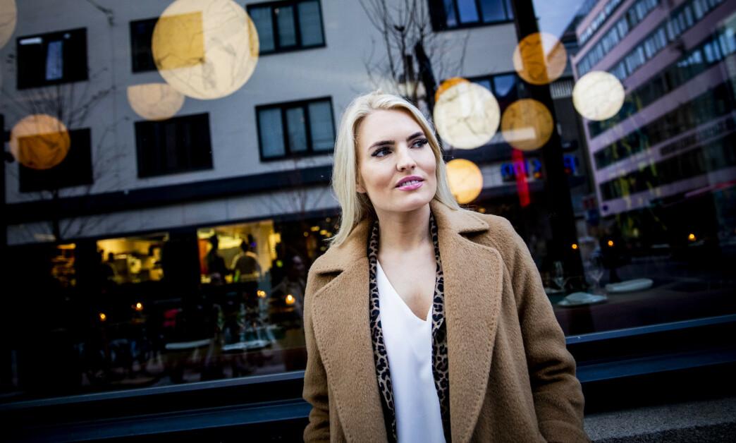 <strong>TAR SATS:</strong> Isabelle Kristine Ringnes utsetter bryllupet med forloveden. Det er bare et par essensielle utfordringer som skal løses først. Foto: Christian Roth Christensen / Dagbladet