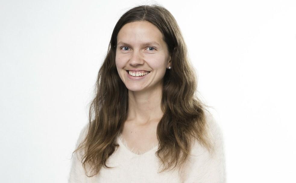 BLI NY: Ester Elisabeth (27) ble ny med KK. Se forandringen. FOTO: Astrid Waller