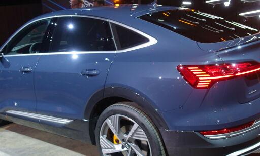 image: Her er Audi e-tron Sportback