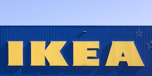 image: Etterlyst mann funnet på Ikeas sengeavdeling