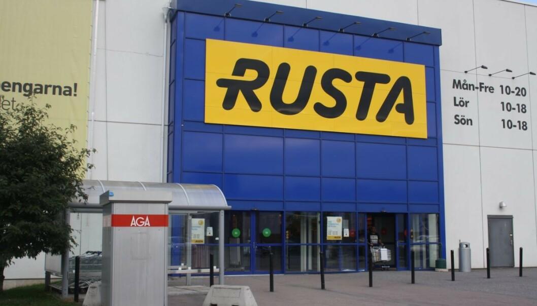 Rusta. Foto: Wikimedia Commons