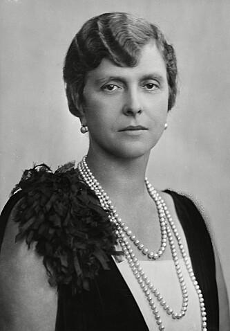 TØFT LIV: Prinsesse Alice av Battenberg, mor til prins Philip og dronning Elizabeths svigermor, ble tvangsinnlagt på Freuds sanatorium i Sveits. Foto: NTB Scanpix