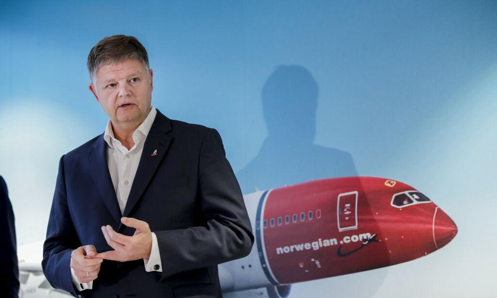 image: Han blir ny Norwegian-sjef