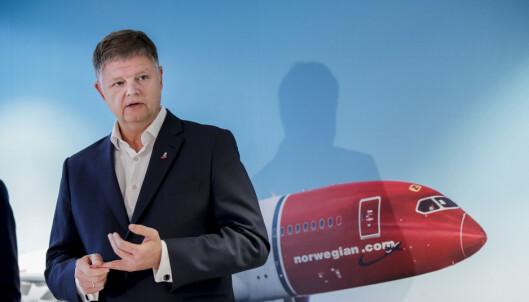 Han blir ny Norwegian-sjef