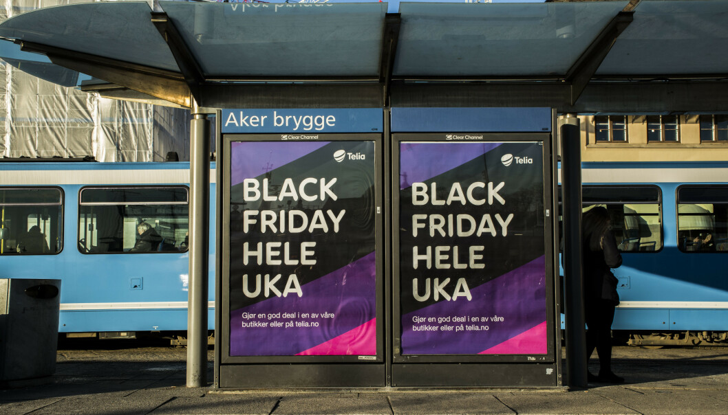 Unngå «black friday-smellen»