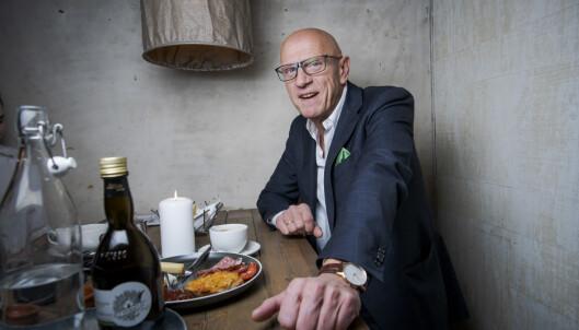 <strong>SER FRAMOVER:</strong> Torbjørn Ek har ingen planer om å pensjonere seg med det første. Foto: Lars Eivind Bones / Dagbladet