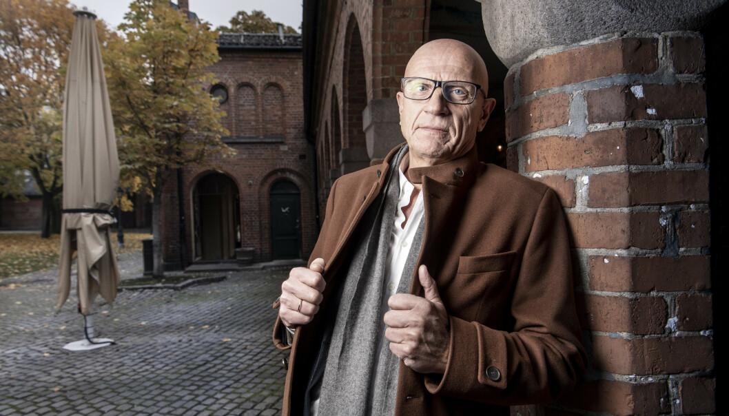 <strong>BRØT MED PARTNEREN:</strong> Torbjørn Ek ønsker ikke å si stort om bakgrunnen for det brutte samarbeidet med en av hans da nærmeste kolleger. Foto: Lars Eivind Bones / Dagbladet