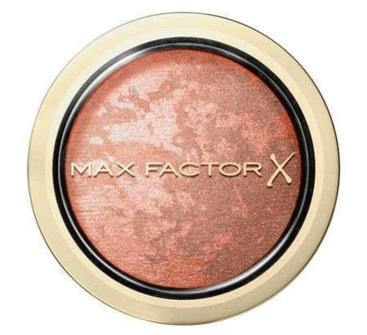 Blush   Max Factor   https://www.blush.no/product/924198/sminke/base/max-factor-creme-puff-blush?utm_source=KKtutorialu48Kristine_cpblush
