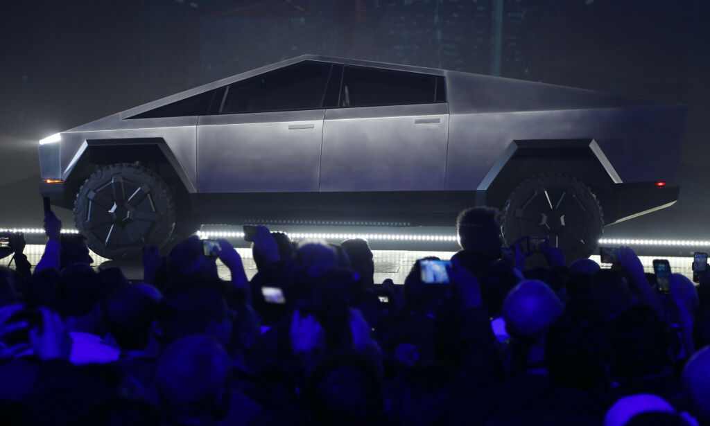 image: Her er Teslas «uknuselige» bil