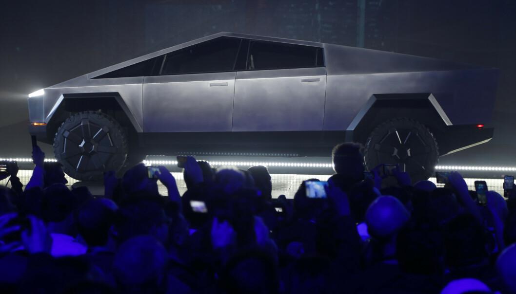 Her er Teslas «uknuselige» bil