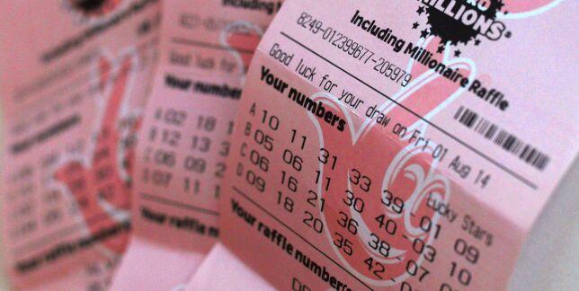 image: Vant 1,1 mrd. kroner i lotto