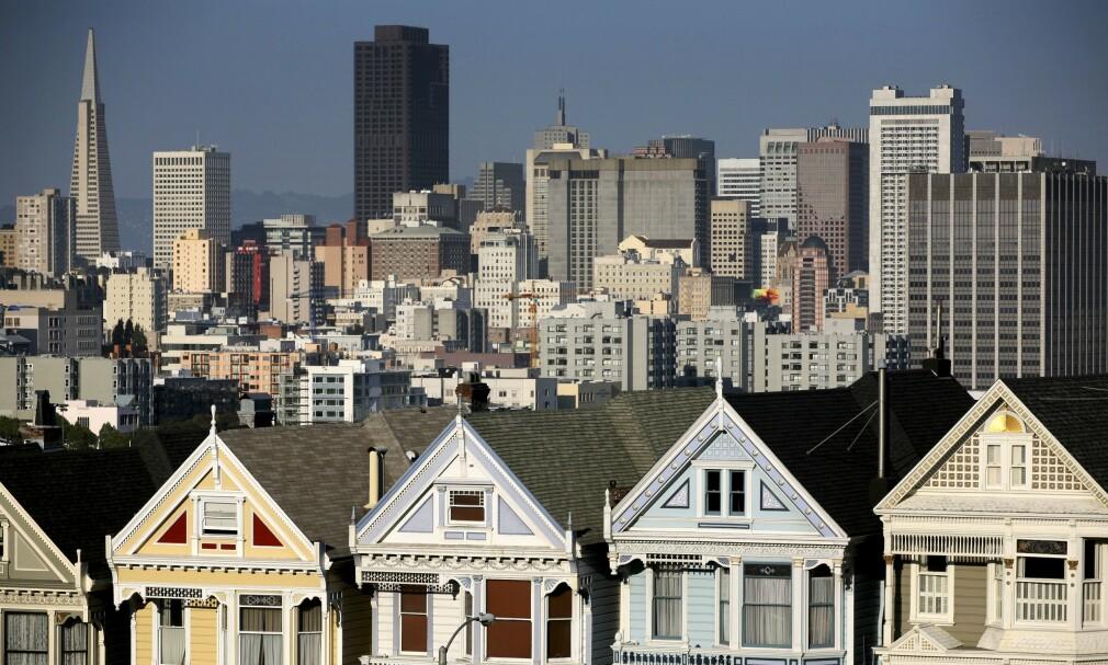 KJØPER EIENDOM: Porteføljen på 127 eiendommer er fordelt over marked i blant annet Sør-California, San Francisco, Seattle og Dallas.  Foto: Eye Ubiquitous / REX / NTB Scanpix