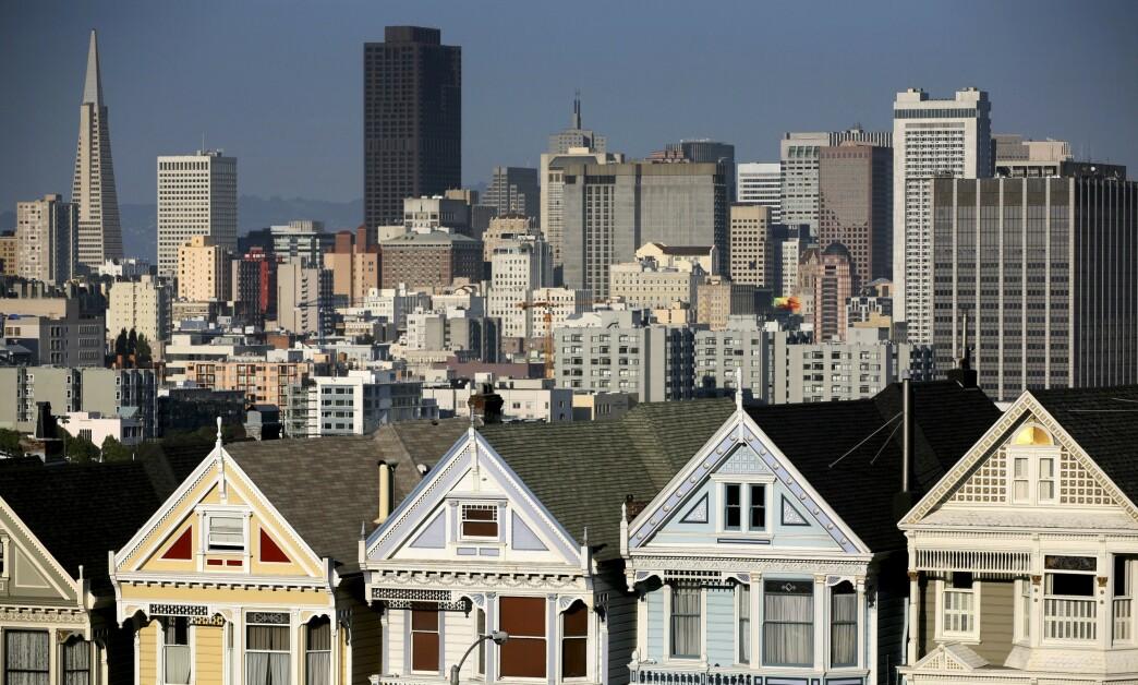 <strong>KJØPER EIENDOM:</strong> Porteføljen på 127 eiendommer er fordelt over marked i blant annet Sør-California, San Francisco, Seattle og Dallas.  Foto: Eye Ubiquitous / REX / NTB Scanpix