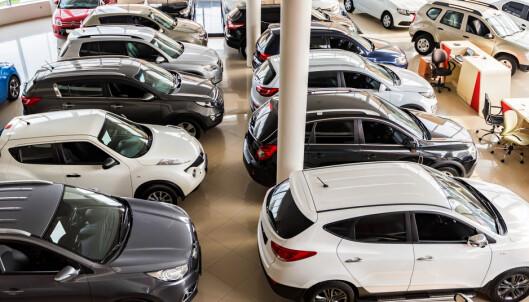 Flere sliter med bruktbilforhandlerne