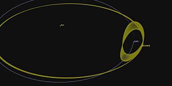 image: Kina vil undersøke asteroiden som «danser med jorda»