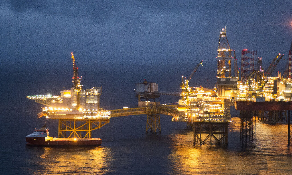 image: Oljefest i skattekista