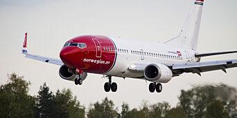 image: Norwegian legger ned ruter