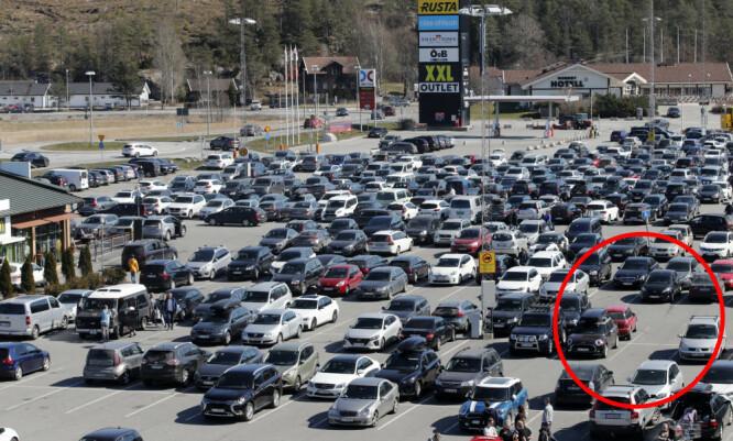 Løsningen som sikrer deg parkering