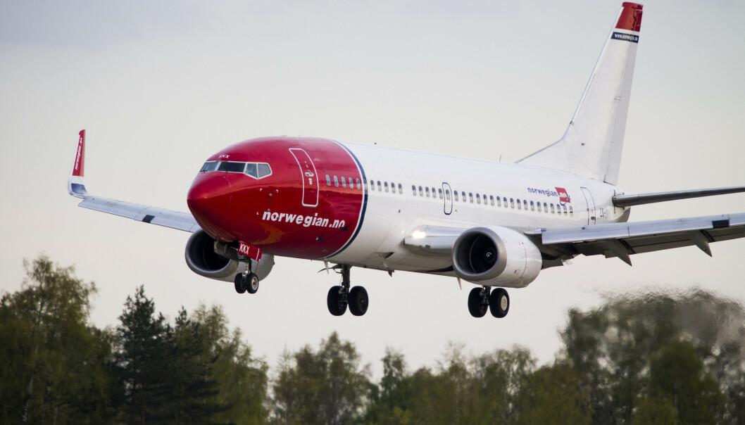 <strong>NYE RUTER:</strong> Norwegian avvikler sine langdistanseruter fra Stockholm og København til USA og Thailand fra 29. mars neste år, mens USA-flygningene fra Oslo opprettholdes. Foto: Erlend Aas / NTB scanpix