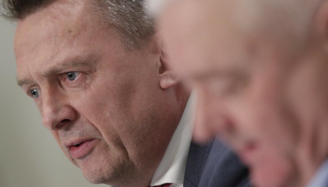 Minnepinner til Frode Bergs advokat forsvunnet