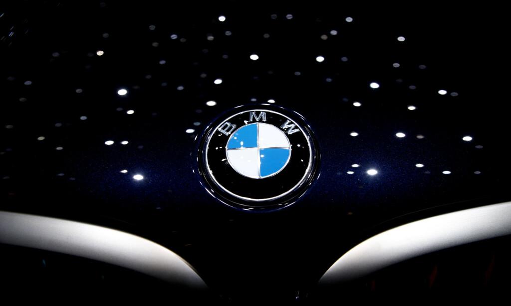 MILLIARD-KUTT: Den tyske bilprodusenten BMW skal spare så mye som 120 milliarder kroner innen 2022. Foto: Denis Balibouse / Reuters / NTB Scanpix
