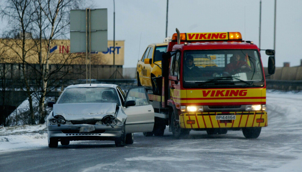 <strong>SOLGT:</strong> Forsikringsselskapet If kjøper 100 prosent av aksjene i Viking Redningstjeneste. Foto: Knut Falch / NTB Scanpix