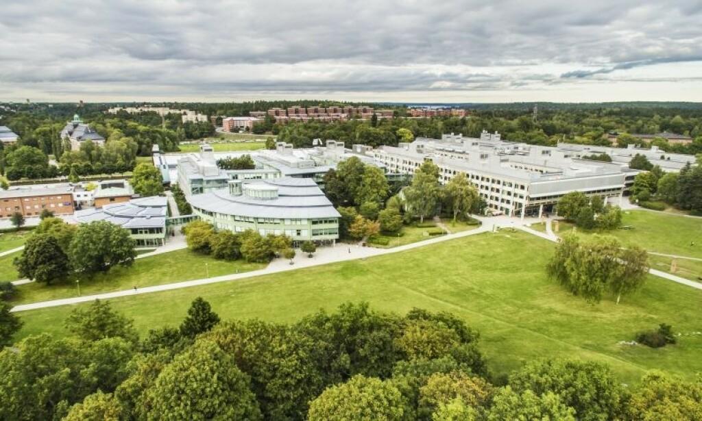 Verdensledende: ACES ved Universitetet i Stockholm går for å være blant de beste i verden på kjemisk analyse. Det var her Dagbladets utvalg av skismøringer ble undersøkt. Foto: Clément Morin, ACES.