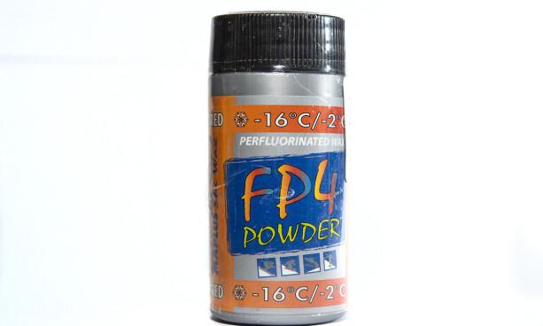 Undersøkt: Pulveret fra italienske Maplus har totalt svært høye verdier av fluor. Foto: Hans Arne Vedlog
