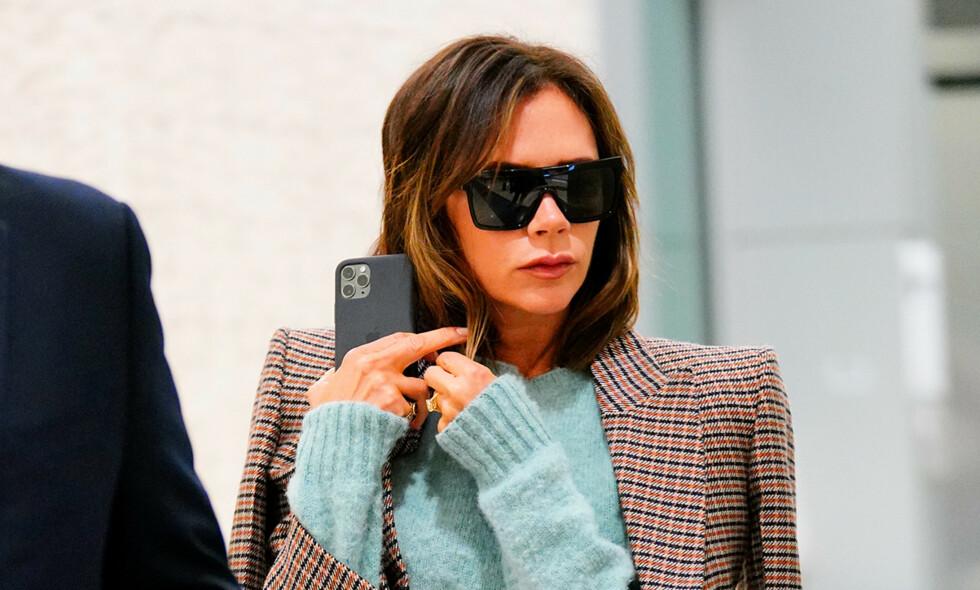 GÅR I MINUS: De elleve siste årene har Victoria Beckham designet sine egne klær - noe som ikke akkurat har ført til mange kroner i kassa. Foto: NTB Scanpix