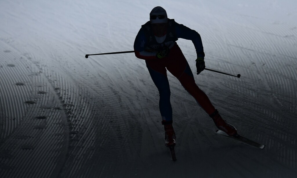 Enorm gevinst: Med fluorprodukter under skiene kan man, ifølge tester, gå et minutt raskere på en 10 kilometer under gitte forhold. Foto: Jon Buckle, NTB scanpix
