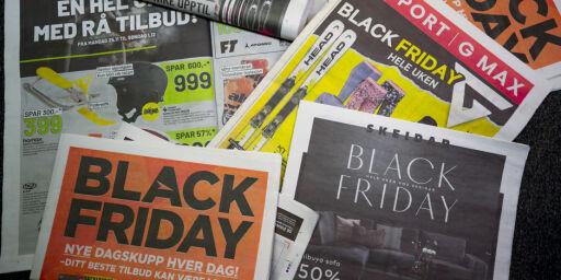 image: Black Friday-kritikken mangler empati
