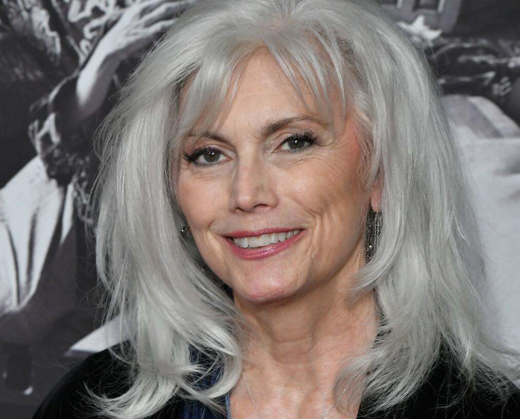 POPULÆR: Emmylou Harris (70) rocker like mye i dag som hun gjorde i sine mindre grå år. Foto: Scanpix