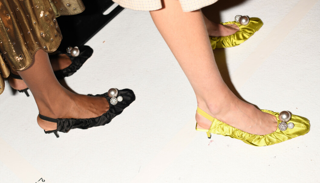 PRIKKEN OVER I-EN: Et par fine sko kan tilføre antrekket ditt det lille ekstra. FOTO: NTB Scanpix