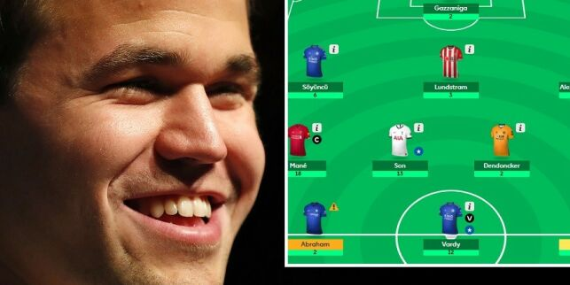 image: Slik har Carlsen blitt Fantasy-konge