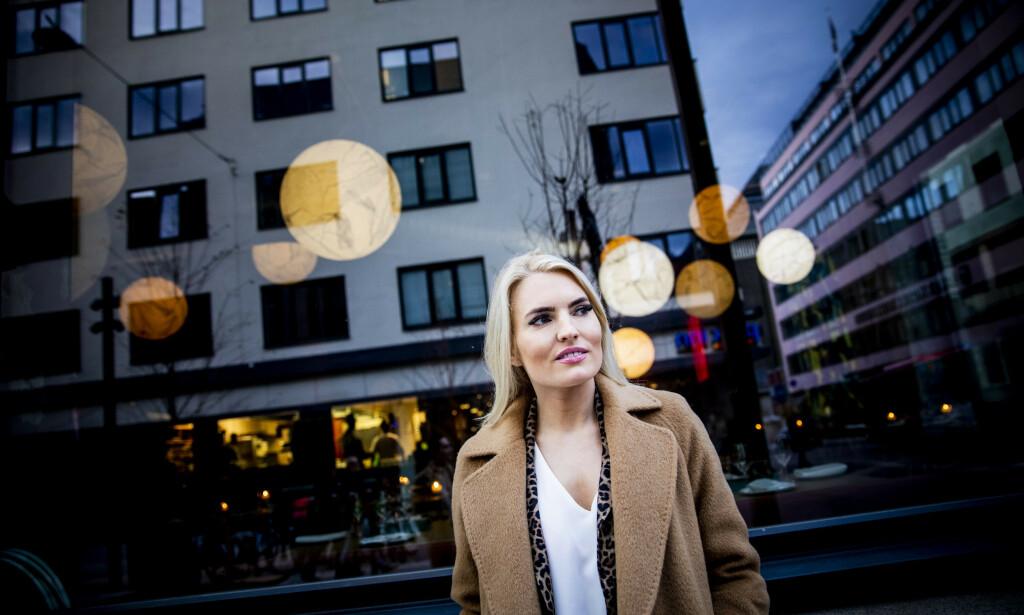 TAR SATS: Isabelle Kristine Ringnes utsetter bryllupet med forloveden. Det er bare et par essensielle utfordringer som skal løses først. Foto: Christian Roth Christensen